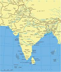 Asia World Map by South Asia Map Roundtripticket Me
