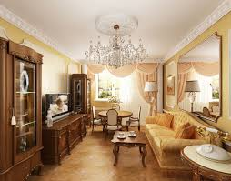 Baroque Ceiling by Baroque Interior Design Style