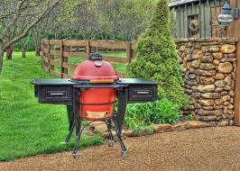 custom outdoor cabinets for big green egg gas grills and bbq