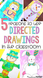 Practicing Independence Skills Get Ready For K Through by Directed Drawings In The Classroom Proud To Be Primary