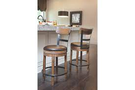 Stools For Kitchen Island Pinnadel Counter Height Bar Stool Ashley Furniture Homestore