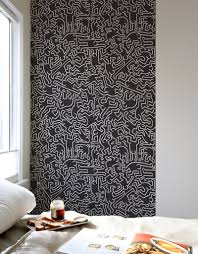 dancers giant wall murals by keith haring giant wall stickers dancers giant wall murals keith haring wall sticker wall decal main image