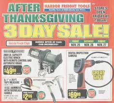 black friday power tools black friday ad 2011 harbor freight tools happy money saver