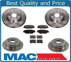 lexus is 250 rotors 06 08 lexus is250 front u0026 rear brake rotors u0026 ceramic pads 31314