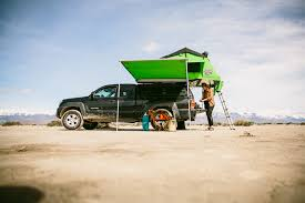 Rooftop Awning Cascadia Vehicle Roof Top Tents Awnings