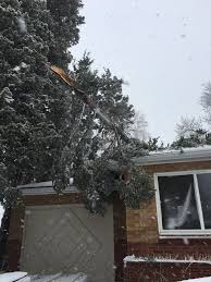 View Of Colorado U0027s Snow Cover From Space Fox31 Denver Tree Branch Snaps Crashes Through Roof Of House Fox31 Denver