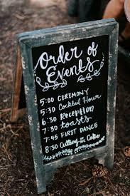 best 25 wedding schedule ideas on pinterest wedding prep
