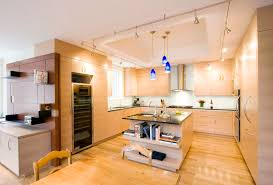 Kitchen With Track Lighting by Kitchen Track Lighting Ideas Main Rules And Basic Principles