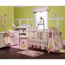 pink and green nursery decor nursery decorating ideas
