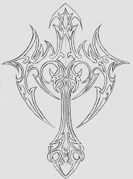 cross sketch by dsage on deviantart