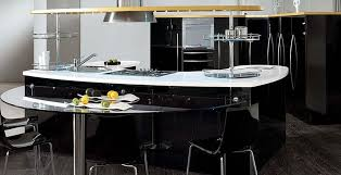 black kitchen design the unexpected stylish look of black kitchen designs black