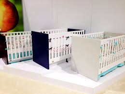 Modern Convertible Crib by Furniture Winsome Romina Crib Furnishing Your Best Nursery