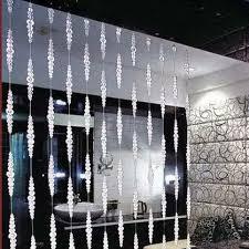 Room Divider Beads Curtain - aliexpress com buy 20 strands lot crystal beaded strands