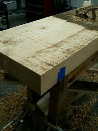 planing the last face of the workbench top mcglynn on making