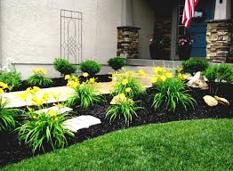 simple landscaping ideas also front yard images hamipara com