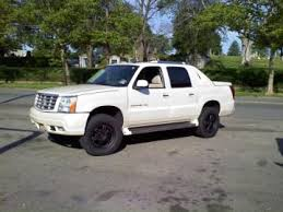 cadillac escalade up truck for sale great truck for sale cadillac escalade ext up custom