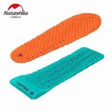 naturehike lightweight sleeping pad inflatable camping mattress