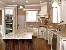 Distressed Wood Kitchen Cabinets 77 Custom Kitchen Island Ideas Beautiful Designs Light Granite