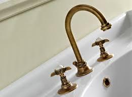 3 Hole Taps Bathroom Washbasin Mixer Tap Metal Bathroom 3 Hole Sbordoni