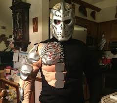 jason costume jason x uber jason costume w i p by rising darkness cos on