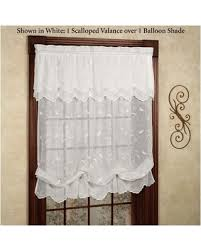 Balloon Curtain Deal Alert Hathaway Balloon Shade 54 X 63
