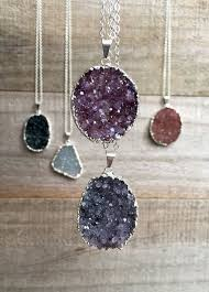 jewelry crystal necklace images 595 best handmade healing crystal jewelry images jpg