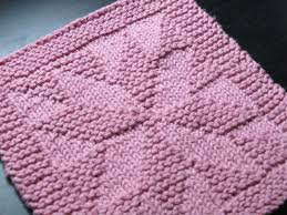 dishcloth knitting patterns with pictures free dishcloth pattern