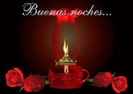 imagenes con frases de buenas noches con movimiento ver imagen de una lámpara prendida entre lindas rosas de color rojo
