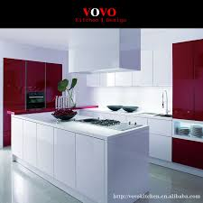Gloss White Kitchen Cabinets Compare Prices On Kitchen Cabinet Melamine Online Shopping Buy