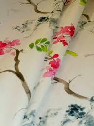 home decor weight fabric hamilton akita color blossom japanese cherry blossom festival
