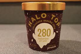 halo top chocolate mocha chip review the flexible dieters