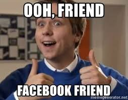 Ooo Meme - ooh friend facebook friend ooo friend meme generator