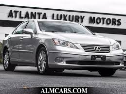used lexus es 350 2011 used lexus es 350 4dr sedan at alm gwinnett serving duluth