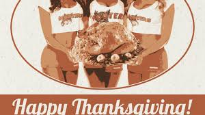 one family s thanksgiving nightmare dinner at hooters with