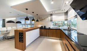 open plan kitchen ideas luxury and modern kitchen lighting ideas for open plan kitchen