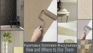 five gorgeous wallpaper trends