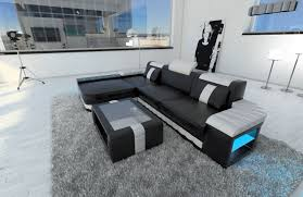 sofa l form ideen tolles l form leather sectional sofa turino l shape