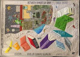 World Map Quilt Quilt Raffle Will Be Held On Monday August 8 City Of Round Rock