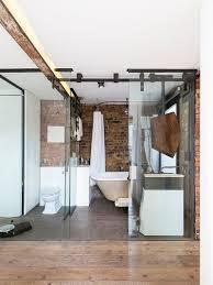 rugged and ravishing 25 bathrooms with brick walls the o u0027jays