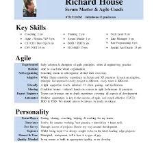 Scrum Master Sample Resume by Mesmerizing Scrum Master Resume 11 Cv Rich House Scrum Agile Coach