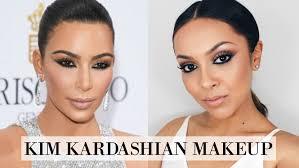 kim kardashian makeup all highly requested kim kardashian makeup tutorial cannes makeup look trinaduhra