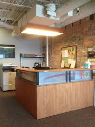 Standing Reception Desk by Administrative Offices Suit Llc