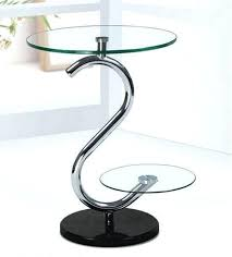 Glass Side Tables For Living Room by Enchanting Glass Side Tables For Living Room Uk And Living Room