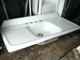 kohler porcelain sink colors kohler cast iron sink cast iron kitchen sink for vintage single