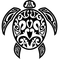 turtle tribal vector image a photo on flickriver