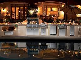 outdoor kitchen modern outdoor kitchen assertiveness built in
