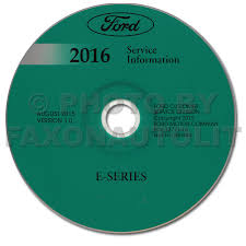 2016 ford e 350 and e 450 wiring diagram manual original