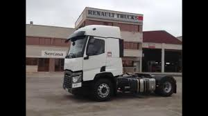 renault truck 2016 new renault trucks t 460 exterior u0026 interior youtube