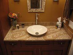 bathroom tile countertop ideas tiled bathroom vanity counter top granite and granite countertop