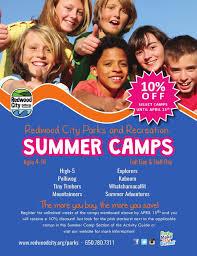 Speech Garden Summer Camp - redwood city parks recreation u0026 community services summer camp